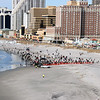 Trump Plaza Imploded In Atlantic City Demolition