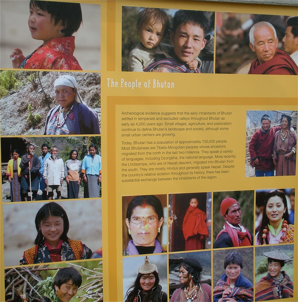 Washington Festival featuring NASA, the Country of Bhutan and the State of Texas