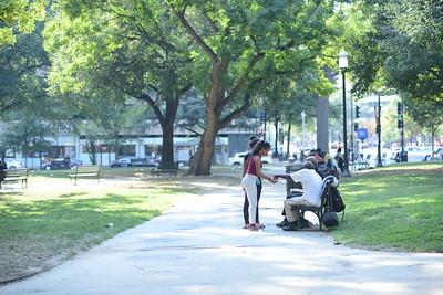 DC Homeless Trip