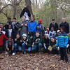 Thanks to the GMU Green Patriots, Sierra Club volunteers and leaders, and NPS rangers and volunteers for making this a great trip!