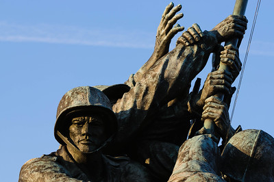 Iwo Jima -  Up close