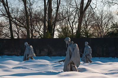 Korean War Memorial 12