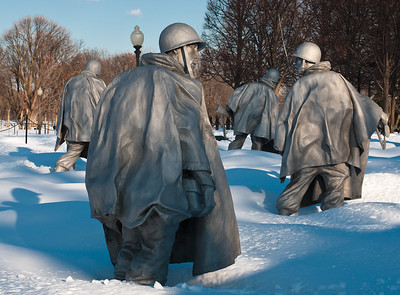 Korean War Memorial 5