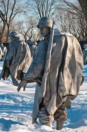 Korean War Memorial 7