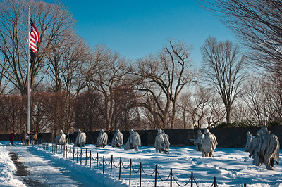 Korean War Memorial 1