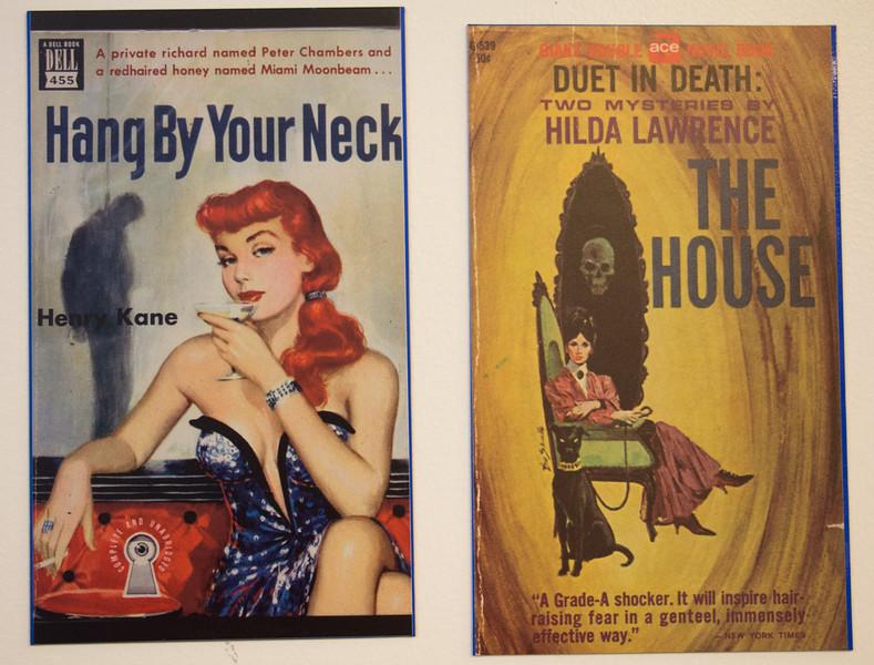Pulp Novels