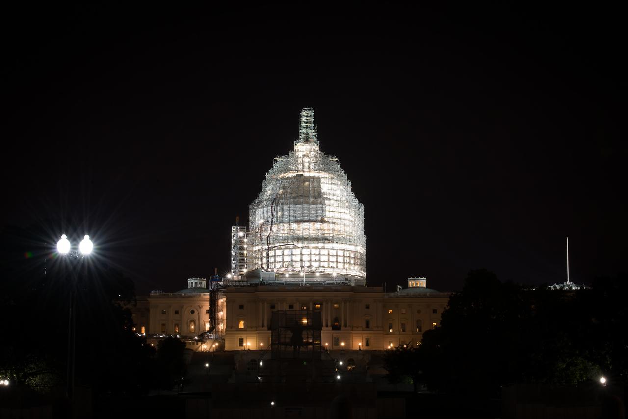US Capitol Construction