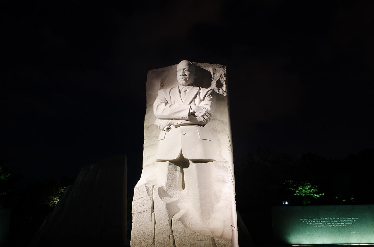 MLK Monument DC