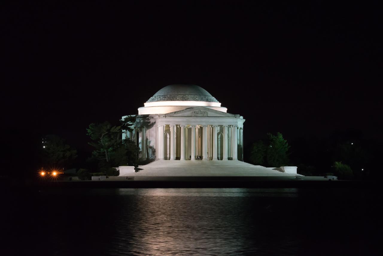 Jefferson @ night-2