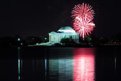 Cherry Blossom Festival Fireworks