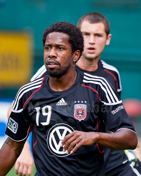 DC United vs San Jose Earthquakes, RFK Stadium, 6/11/2011