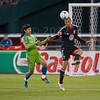 DCU vs Seattle Sounders, RFK, 4/7/12