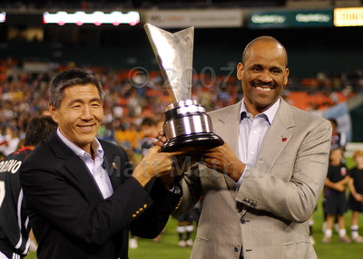 20071020 Supporters Shield Ceremony