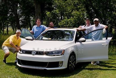 DCU Golf 2012