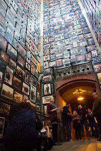 Tower of Faces - National Holocaust Museum