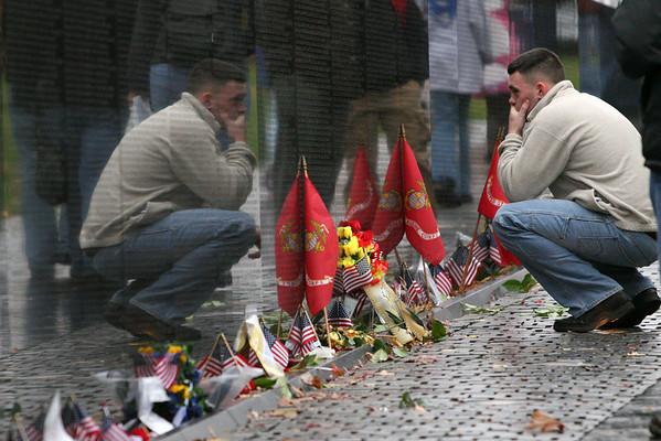 D.C. and Memorials