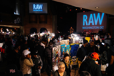 RAW: Washington DC presents MOTIF