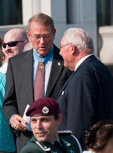 Vietnam Congressional Medal of Honor Recipient