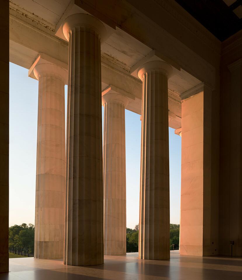 Lincoln Memorial Pano #1 2016