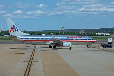 American Airlines Boeing 737-823 N921NN 6-13-20