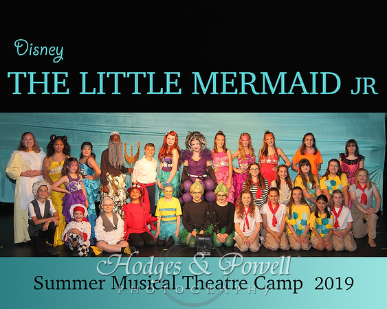 Mermaid Jr cast