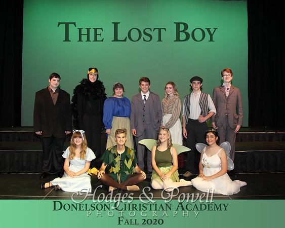 The Lost Boy Cast