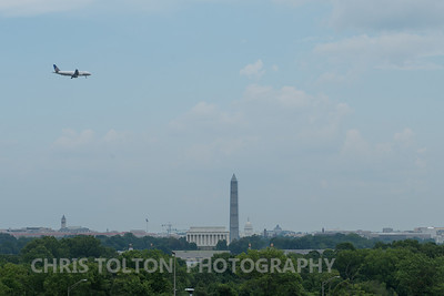 UAL DC Memorials