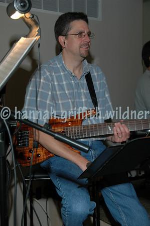 Worship Band 2007