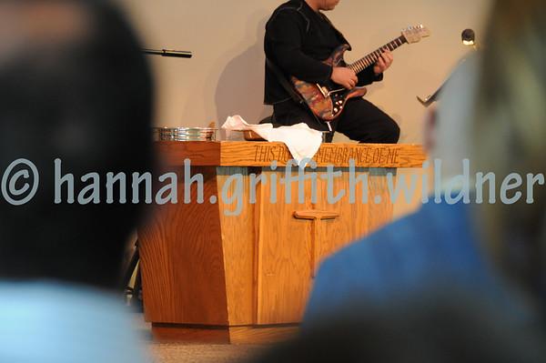 Worship January 2008