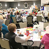 "ANNUAL ASSEMBLY—The Diocesan Council of Catholic Women (DCCW) Spring Assembly was held the weekend of April 20-21 in Cape Girardeau. The weekend surrounded the theme, ""Be still, and know that I am God."" (Photo by J.B. Kelly/<i>The Mirror</i>)"
