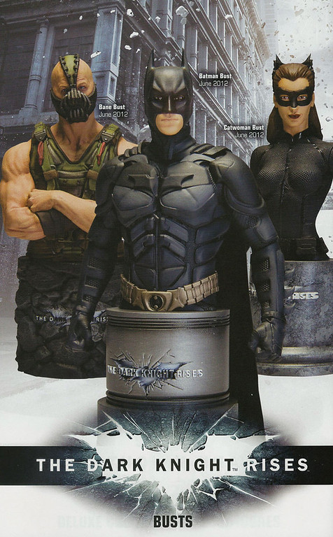 DC Direct Statues & Busts