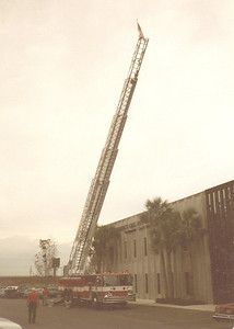 135 footer at the E-One plant