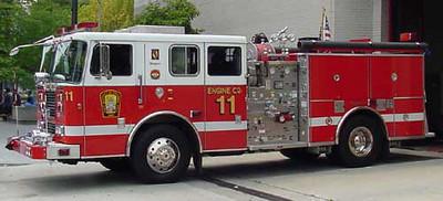 11 engine 2003 Seagrave