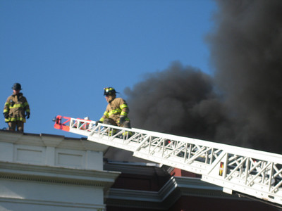 Kenyon St Fire on #1 (24)