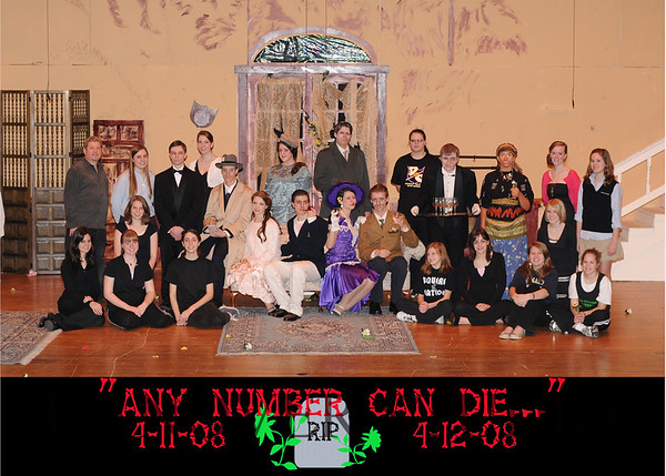 DCHS PLAYS AND MUSICALS FROM THE PAST