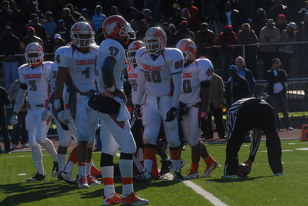 DCIAA Championship Turkey Bowl Dunbar vs Coolidge (11/24/2011)