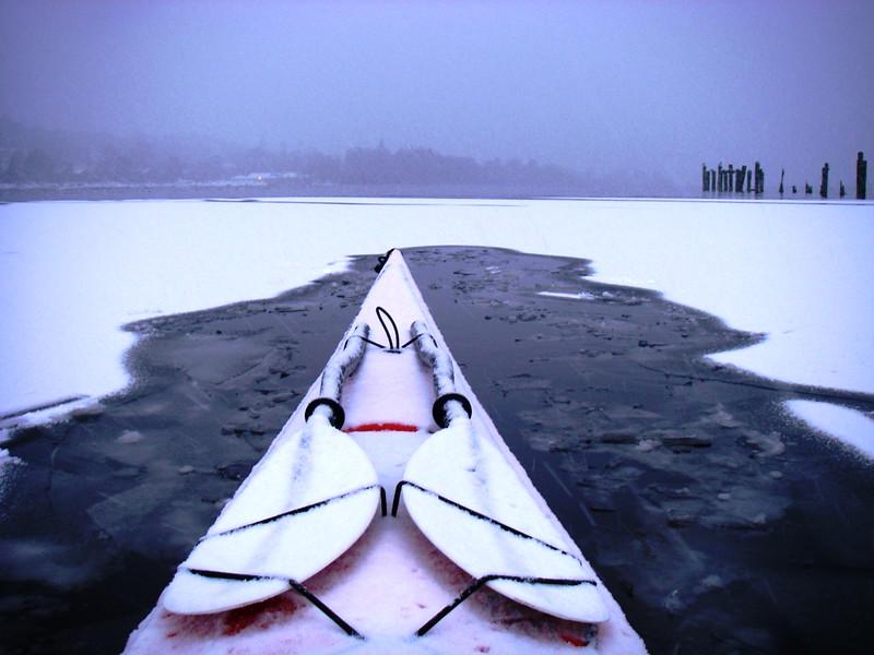 c Drumkinnon Bay ice