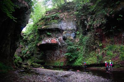 Gorge Walk 2011