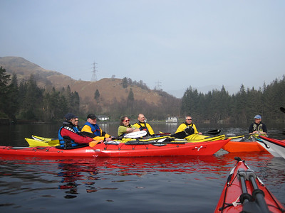 Loch Katrine March 2012