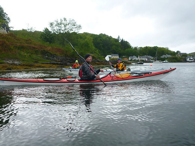 Tayvallich 4 Star Sea Kayak Training June 2015