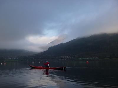 Loch Goil Jan 2017