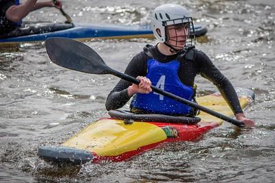 Canoe Polo Stramash 2018