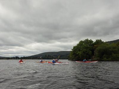 Loch Lomond Island Odyssey