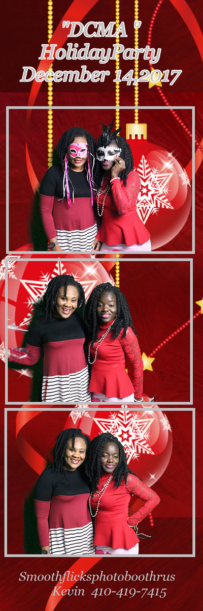 """""""DCMA"""" Holiday Day Party December 14,2017"""