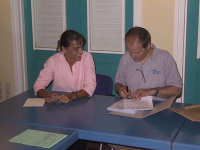 2006 Board Meeting Curaçao