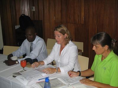 2006 Board Meeting St. Maarten