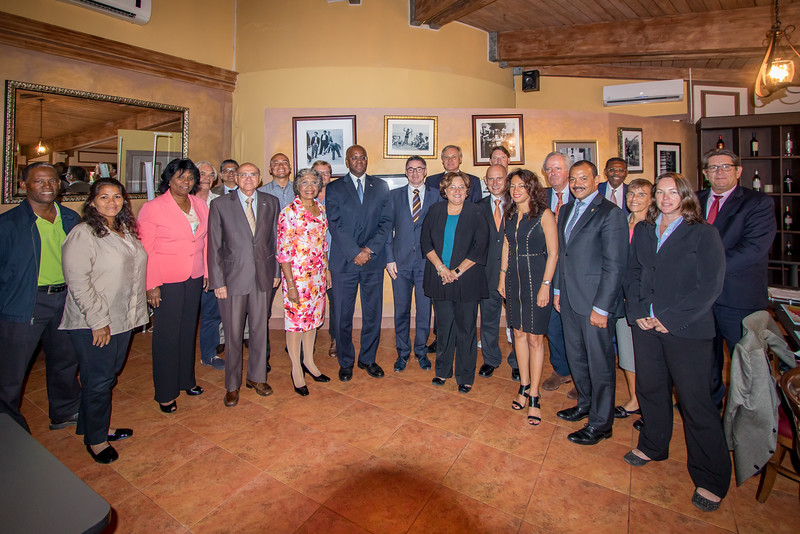 DCNA Board Meeting on Curaçao, October 2015