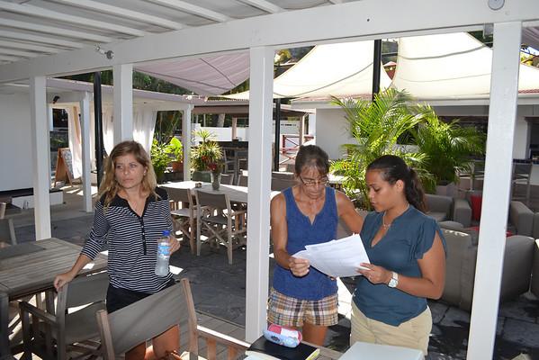 2014 Board Meeting St. Eustatius