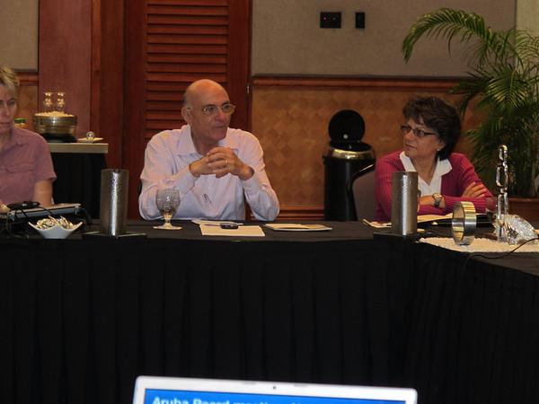 DCNA Board Meeting on Aruba, November 2011