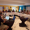 DCNA Board Meeting on Bonaire, October 2010